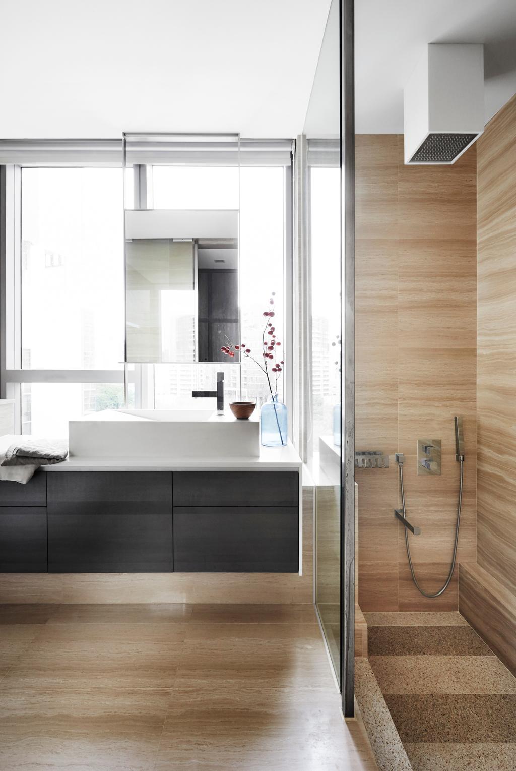 Scandinavian, Condo, Bathroom, Sliversea, Interior Designer, Dan's Workshop, Indoors, Interior Design, Room