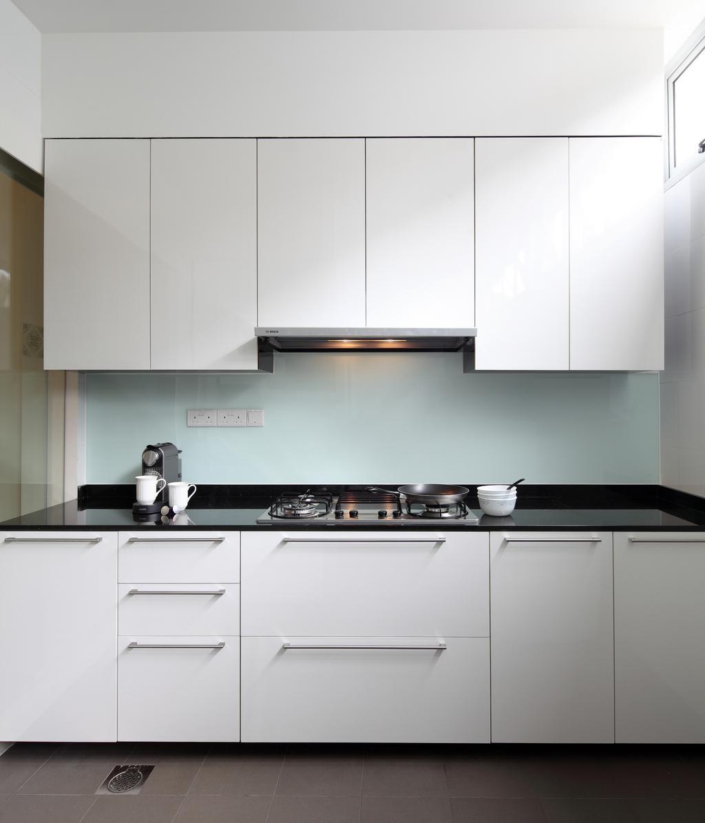 Minimalistic, Landed, Kitchen, Lichi Avenue, Interior Designer, Form & Space, Indoors, Interior Design, Room
