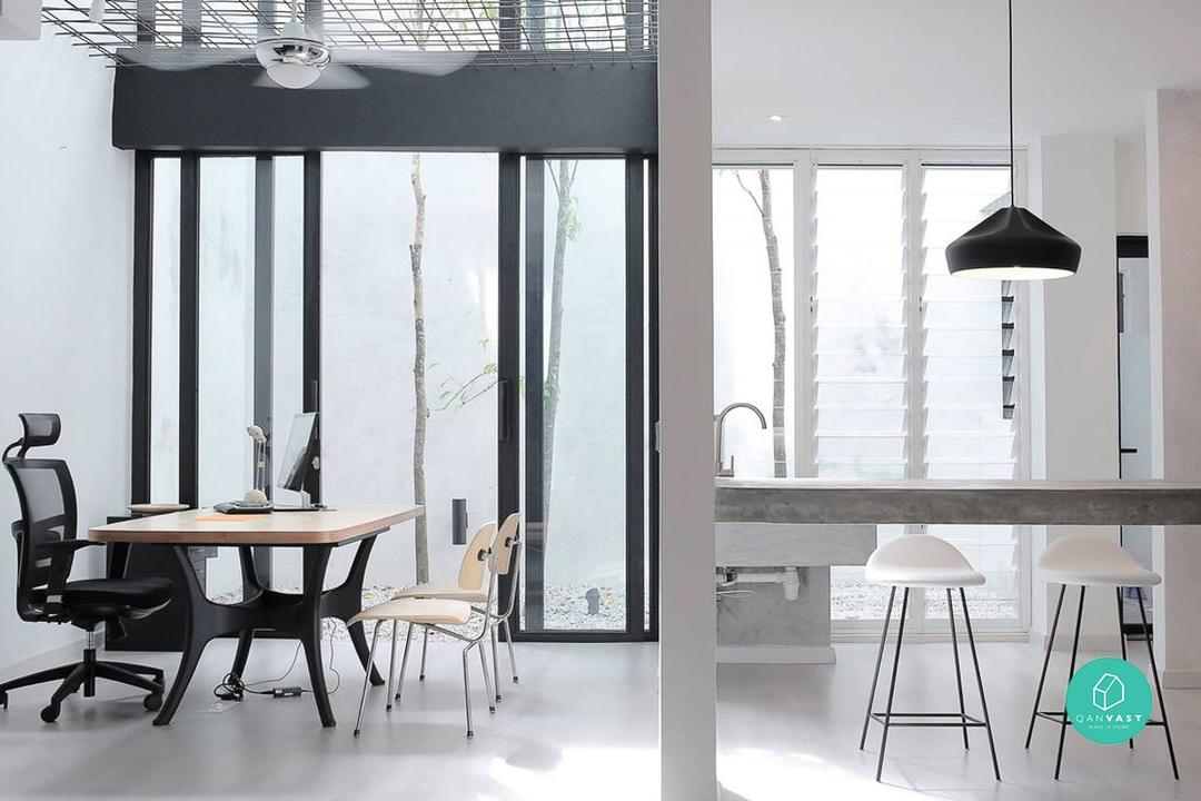 Zen Out: 6 Airy, Minimalist Homes That Bring Instant Calm | Qanvast