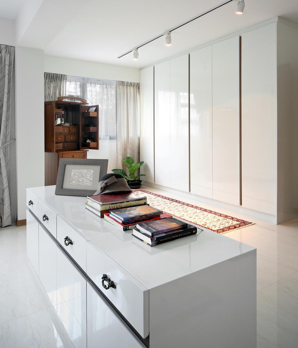 Scandinavian, HDB, Yishun Street 31 (Block 334B), Interior Designer, Form & Space, Flora, Jar, Plant, Potted Plant, Pottery, Vase, Indoors, Interior Design