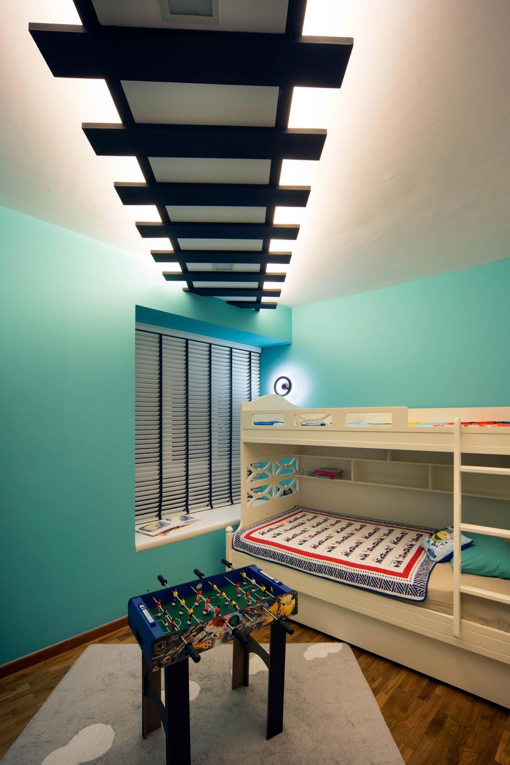 Contemporary, Condo, Bedroom, Mi Casa, Interior Designer, Form & Space