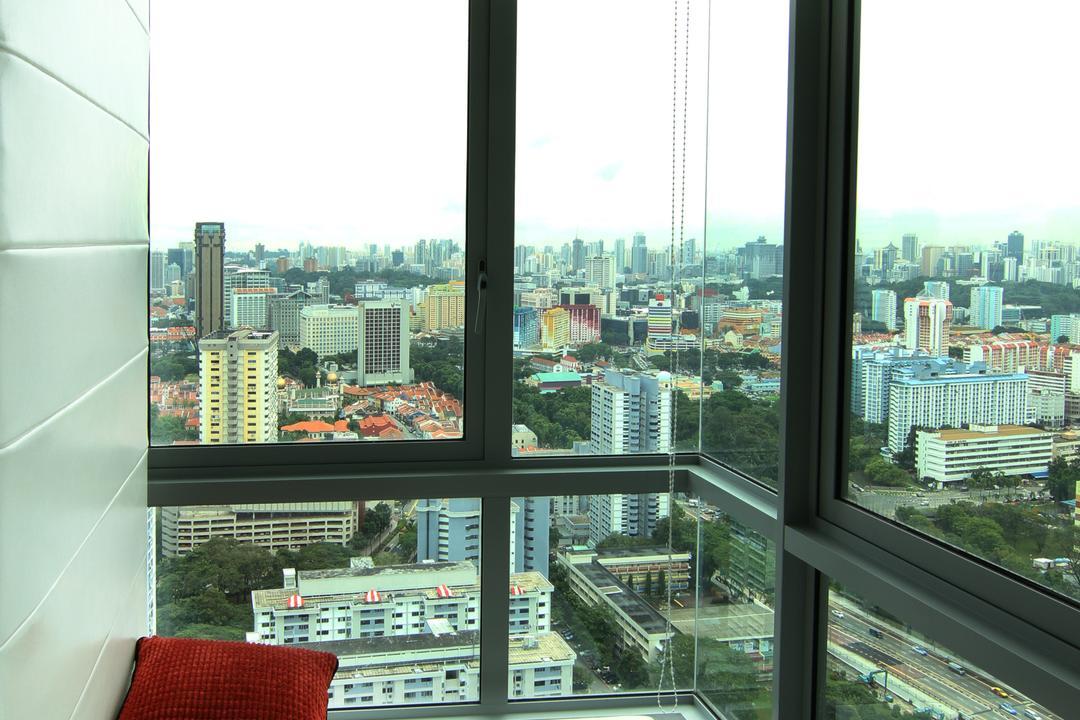 Southbank, Form & Space, Contemporary, Balcony, Condo, Building, City, Town, Urban