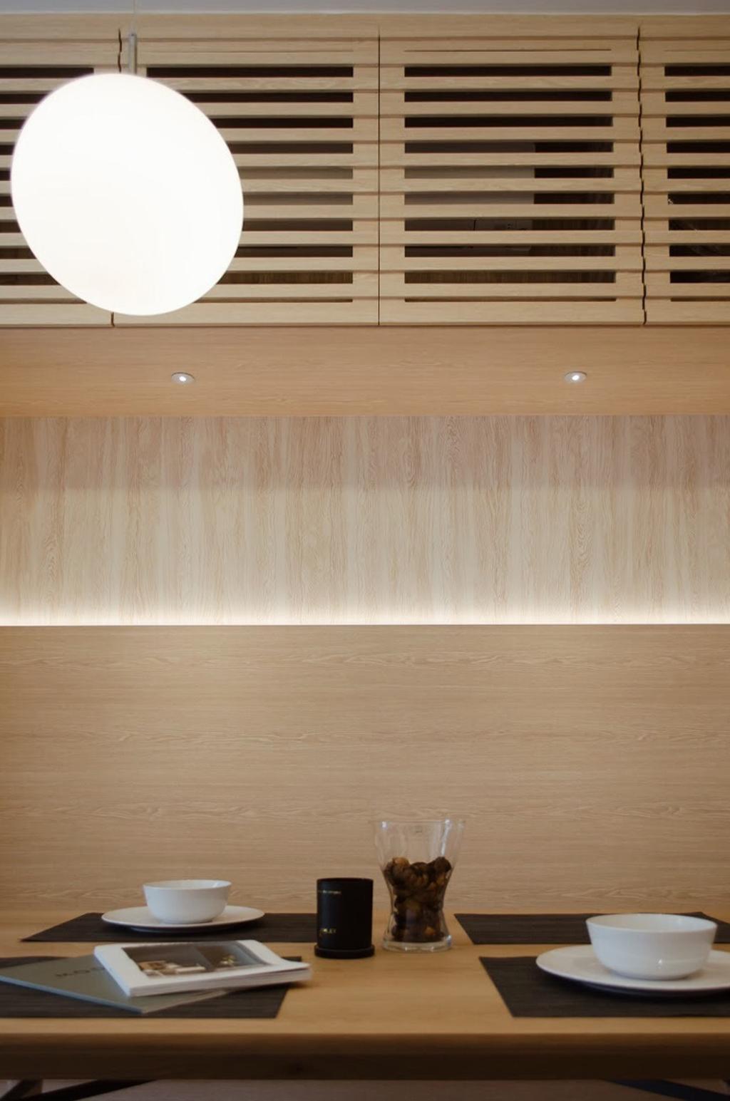 Minimalistic, Condo, Dining Room, Bartley Ridge, Interior Designer, Authors • Interior & Styling, Scandinavian
