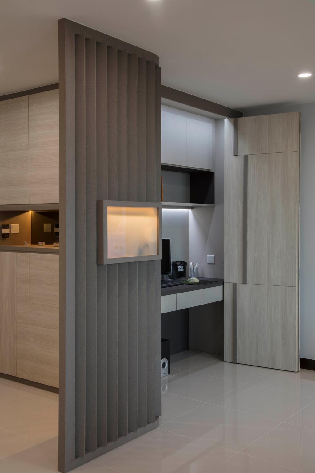 Minimalist, HDB, Living Room, Sumang Lane (Block 227A), Interior Designer, Thom Signature Design
