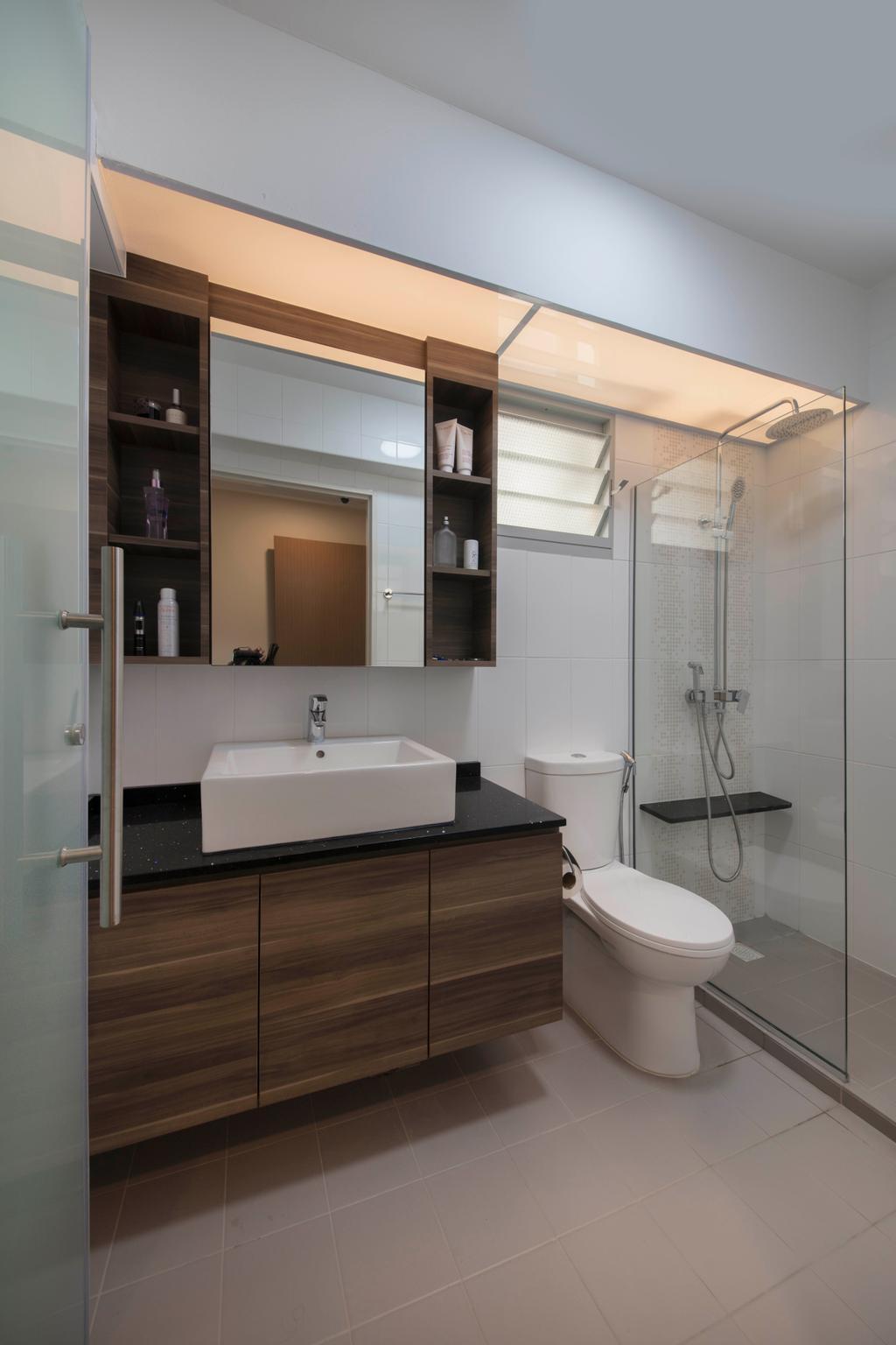 Minimalistic, HDB, Sumang Lane (Block 227A), Interior Designer, Thom Signature Design