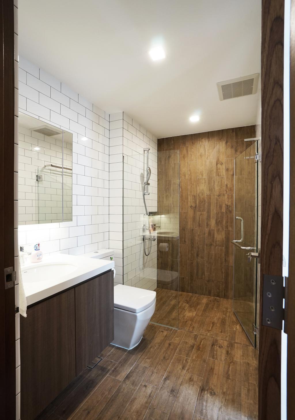 Landed, Tai Hwan Terrace, Interior Designer, Metamorph Design, Bathroom, Indoors, Interior Design, Room