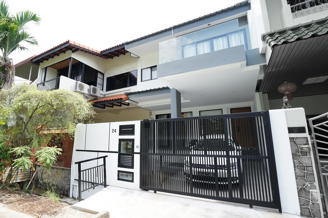 Tai Hwan Terrace, Metamorph Design, Landed, Building, House, Housing, Villa