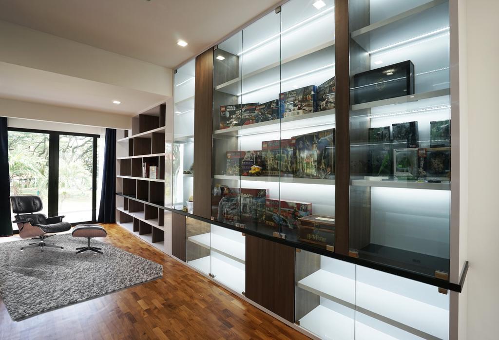 Landed, Study, Tai Hwan Terrace, Interior Designer, Metamorph Design, Indoors, Interior Design, Chair, Furniture
