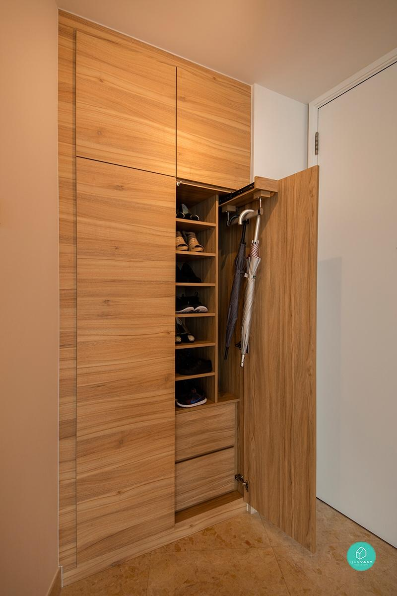 Carpentry ideas for storage and display