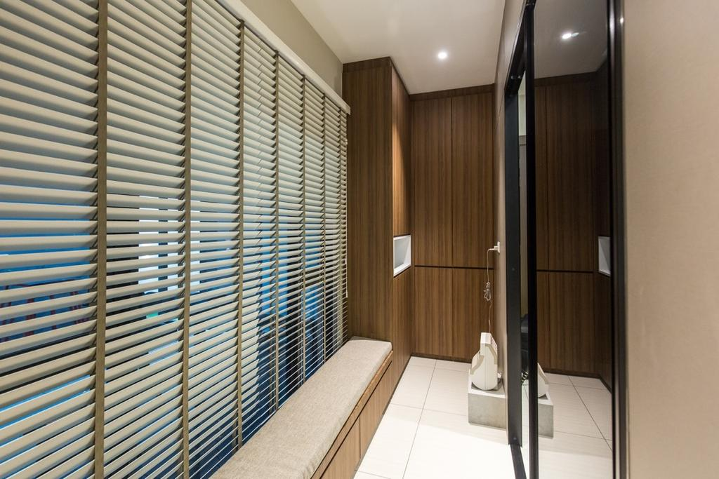 Modern, Landed, Twin Palms Sungai Long, Interior Designer, Klaasmen Sdn. Bhd., Contemporary