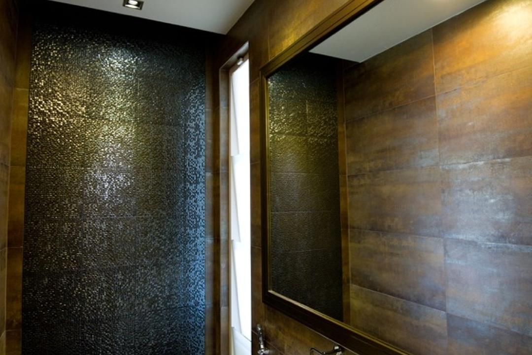 Setia Eco Park, Klaasmen Sdn. Bhd., Modern, Contemporary, Bathroom, Landed, Corridor