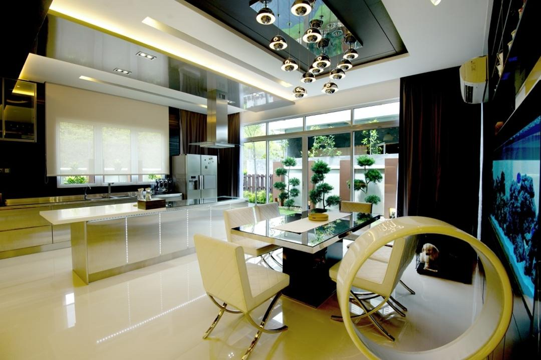 Setia Eco Park, Klaasmen Sdn. Bhd., Modern, Contemporary, Landed, Chair, Furniture, Indoors, Office