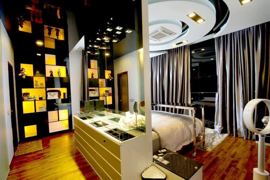 Modern, Landed, Setia Eco Park, Interior Designer, Klaasmen Sdn. Bhd., Contemporary, Indoors, Interior Design, Room