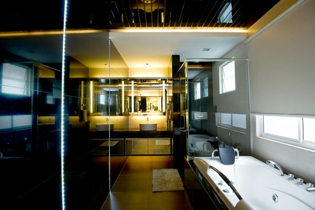 Modern, Landed, Setia Eco Park, Interior Designer, Klaasmen Sdn. Bhd., Contemporary, Parking, Parking Lot