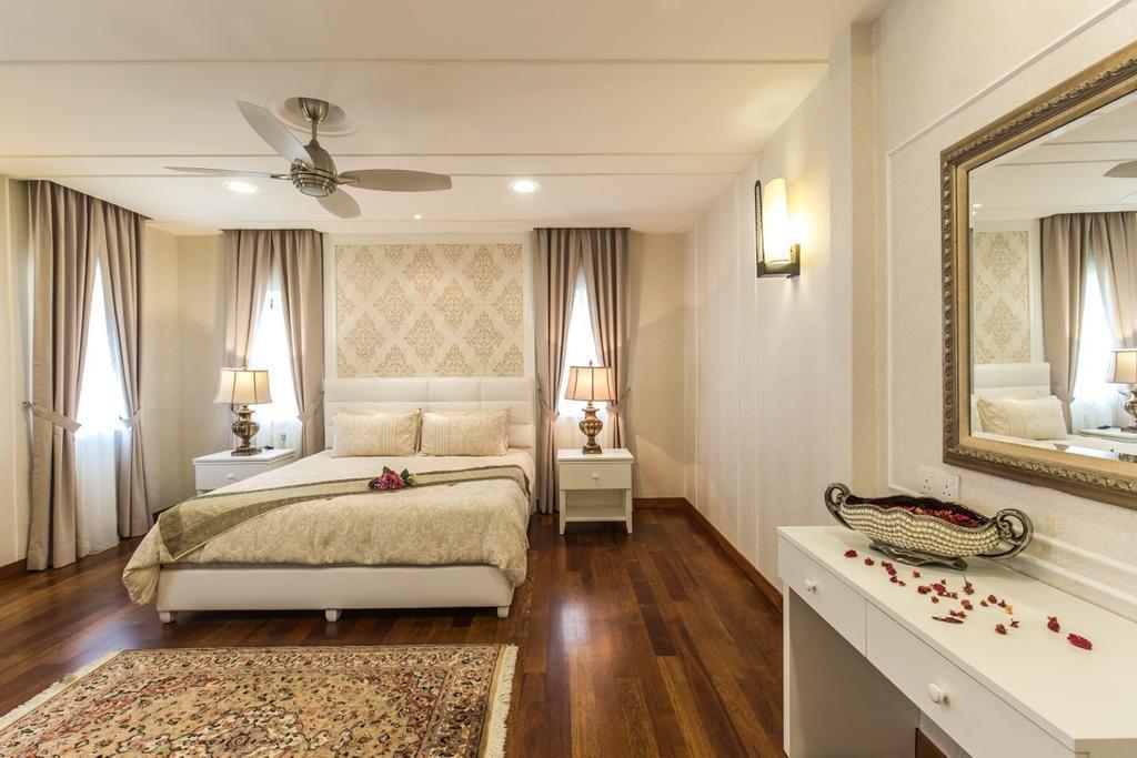 Eclectic, Landed, Bedroom, Taman Tar, Ampang, Interior Designer, Klaasmen Sdn. Bhd., Traditional, Indoors, Interior Design, Room