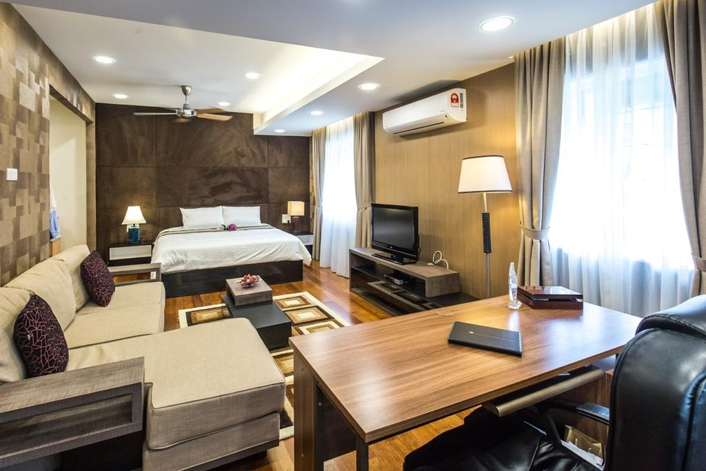 Eclectic, Landed, Taman Tar, Ampang, Interior Designer, Klaasmen Sdn. Bhd., Traditional, Indoors, Room, Apartment, Building, Housing, Interior Design