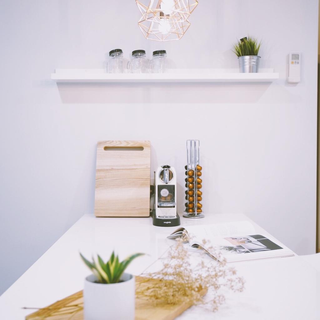 Modern, Condo, Dining Room, Bellewaters, Interior Designer, The Interior.Look