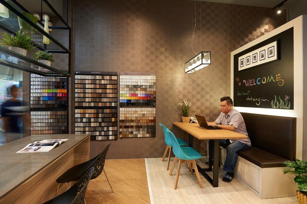 Showroom at Geylang, Commercial, Interior Designer, AC Vision Design, Industrial