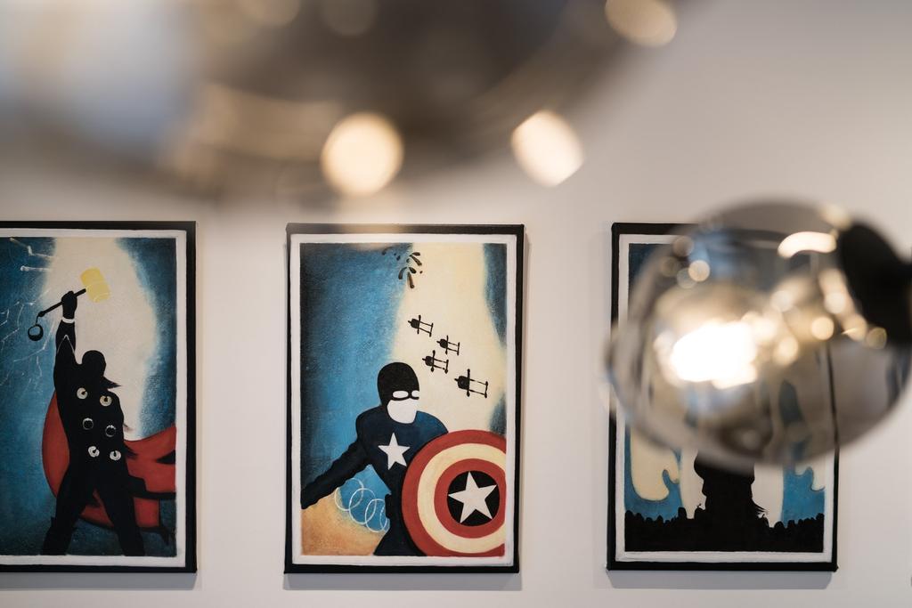 Contemporary, Condo, The Amore, Interior Designer, Artmuse Interior, Collage, Poster