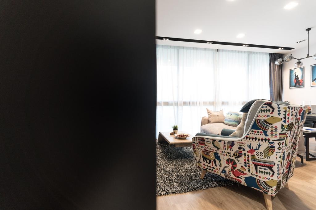 Contemporary, Condo, The Amore, Interior Designer, Artmuse Interior