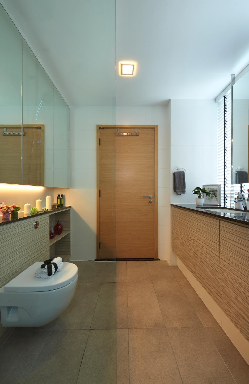 Contemporary, Condo, Bathroom, Double Bay (Block 21C), Interior Designer, AC Vision Design