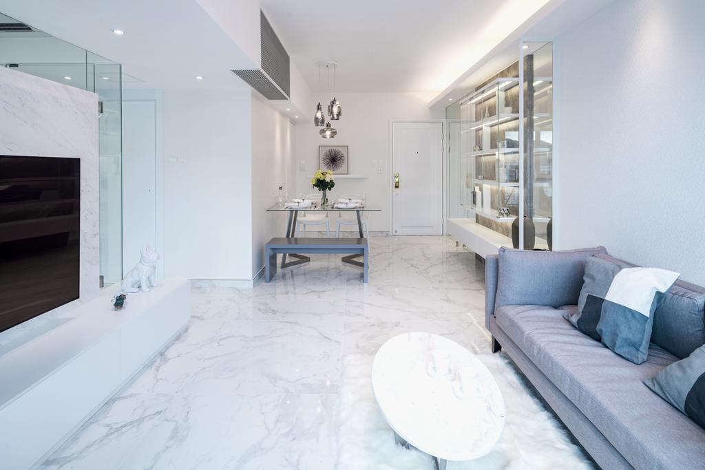 摩登, 私家樓, 飯廳, 藍灣半島, 室內設計師, Pixel Interior Design, Closet, Furniture, Wardrobe