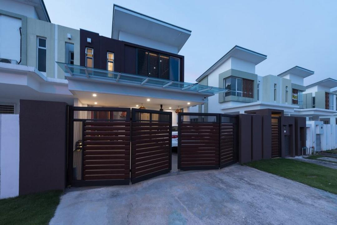 Setia Damai, Setia Alam, Selangor, A Moxie Associates Sdn Bhd, Landed, Building, House, Housing, Villa