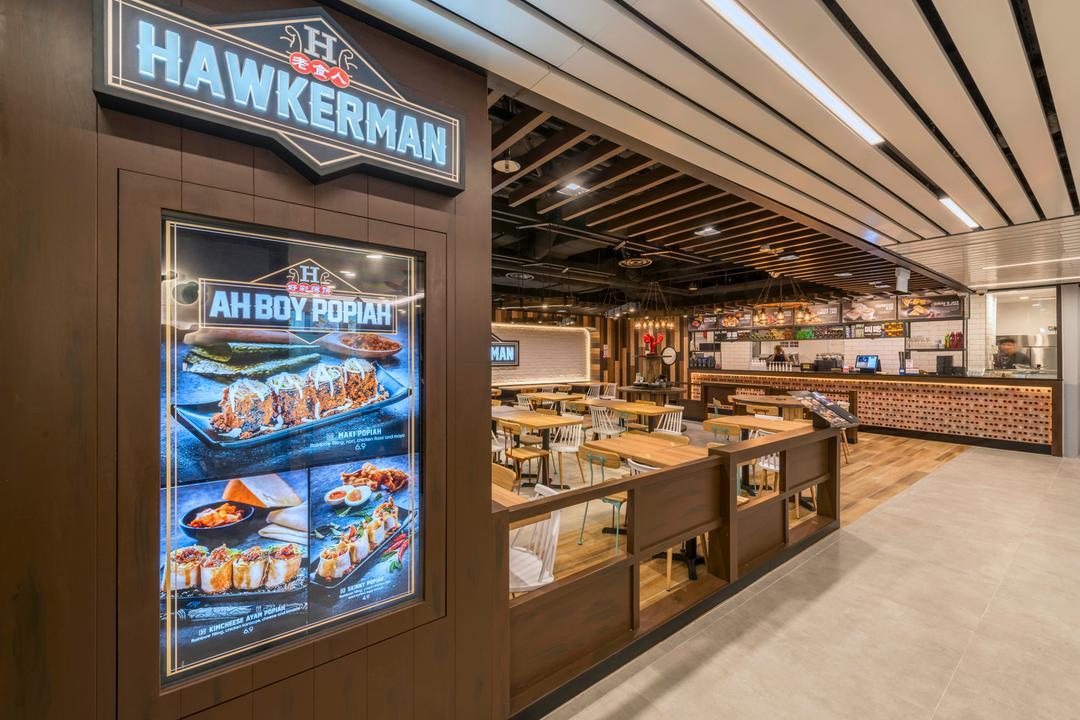 Hawkerman, Flo Design, Commercial, Indoors, Interior Design, Library, Room, Poster