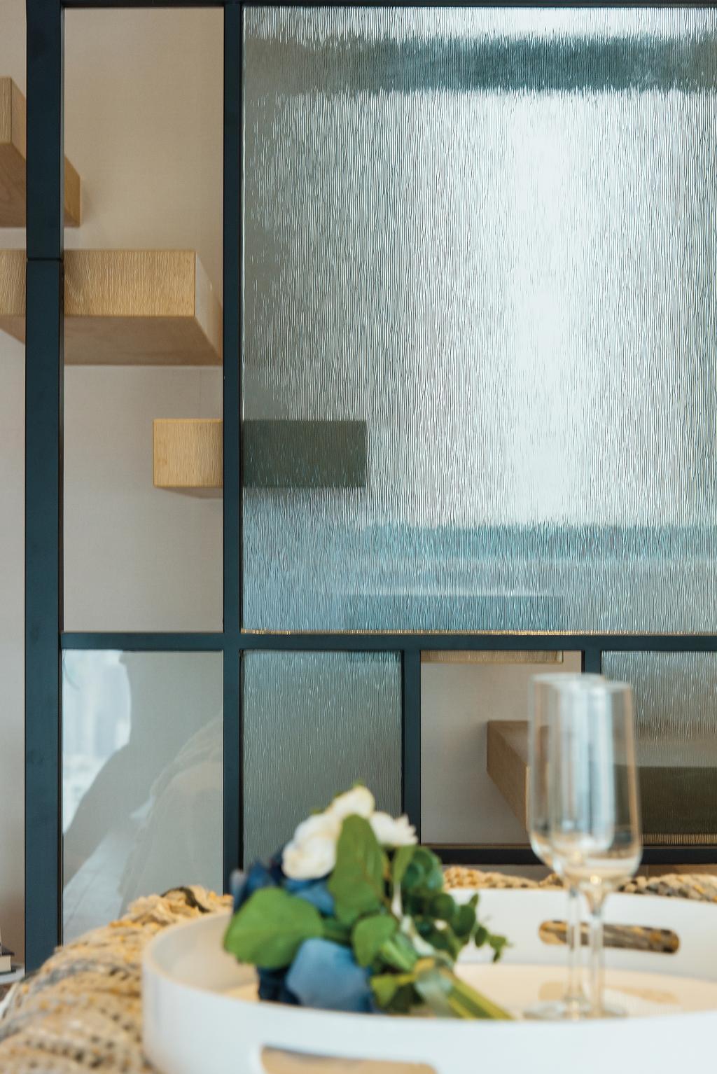 摩登, 私家樓, 九龍西, 室內設計師, 畫斯室內設計, 工業, Aluminium
