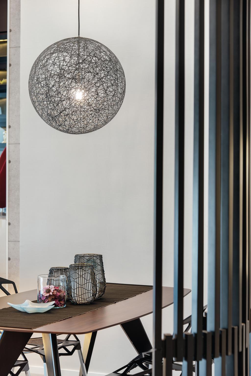 摩登, 私家樓, 九龍西, 室內設計師, 畫斯室內設計, 工業