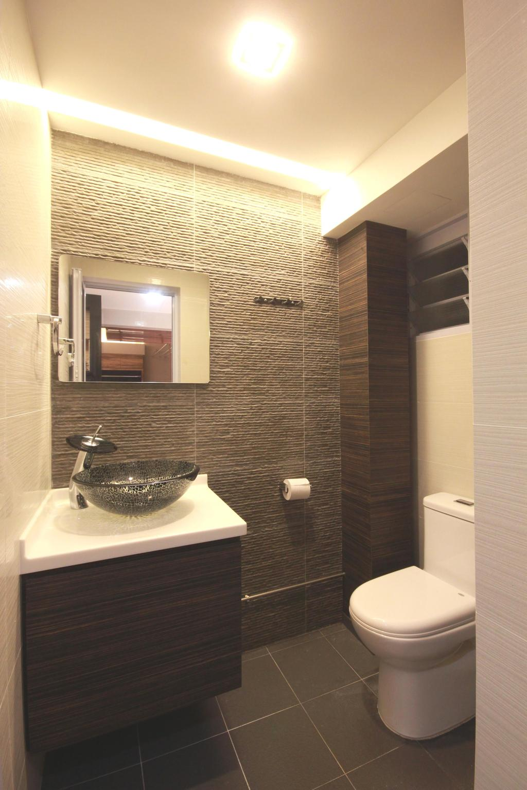 Modern, HDB, Hougang, Interior Designer, KDOT, Pot, Pottery, Teapot, Molding
