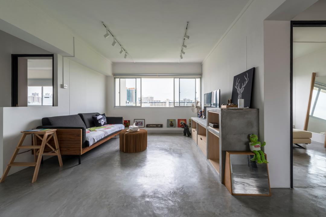 Jalan Tenteram (Block 16) by Butler Interior