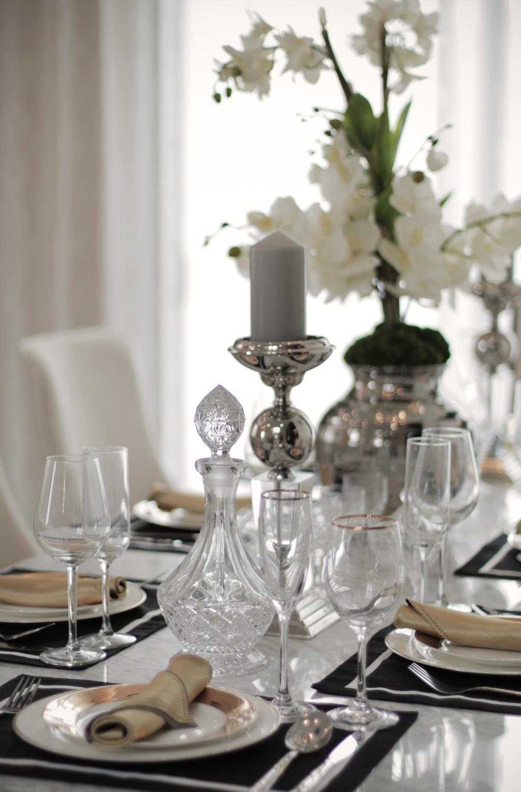 Modern, Landed, Verge 32@Melawati, Interior Designer, Metrics Global Sdn Bhd, Glass, Goblet, Trophy