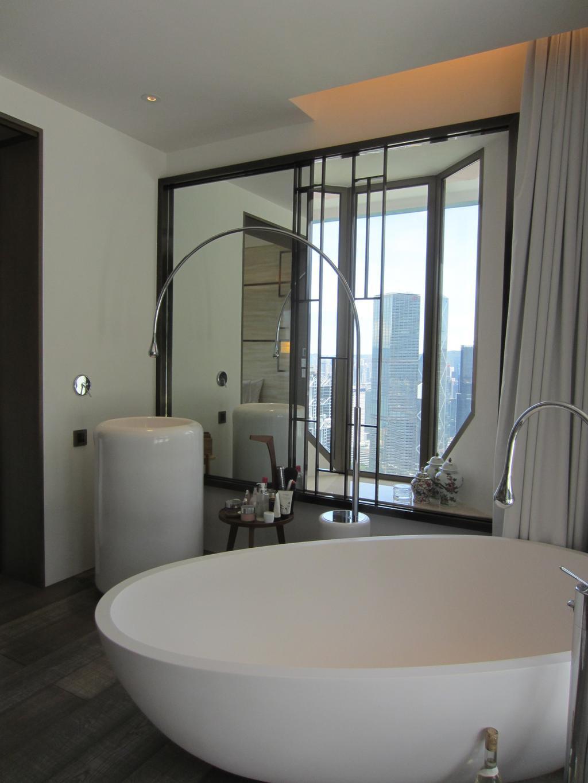 當代, 私家樓, 薈萃苑, 室內設計師, 駟達建築設計, 浴室, Indoors, Interior Design, Room