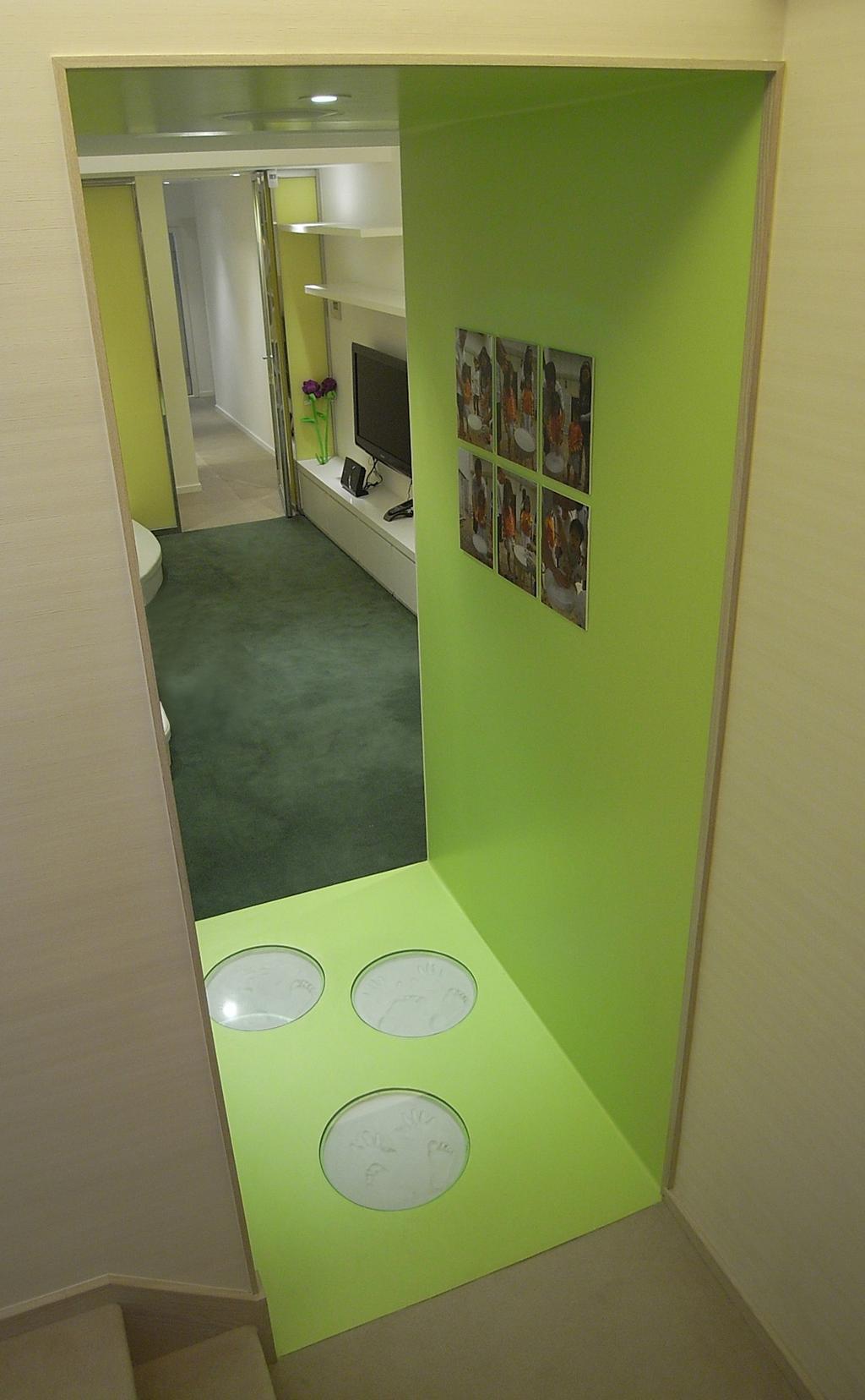 當代, 獨立屋, 和福道, 室內設計師, 駟達建築設計, Flooring