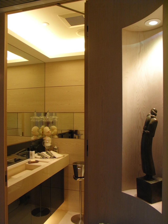 當代, 獨立屋, 和福道, 室內設計師, 駟達建築設計, 浴室, Indoors, Interior Design, Room