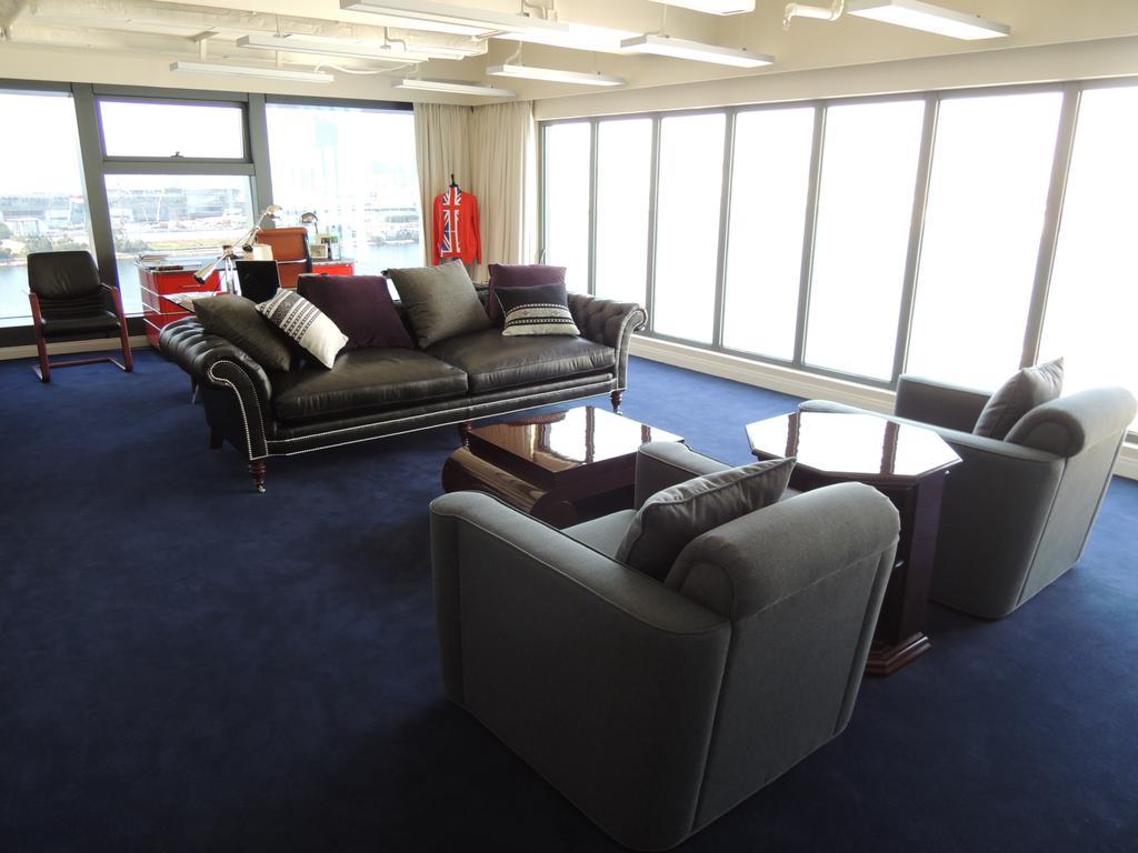 海濱道163號, 商用, 室內設計師, 駟達建築設計, 當代, Couch, Furniture, Chair