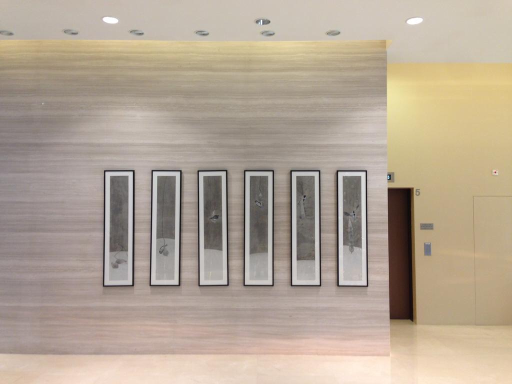 海濱道163號, 商用, 室內設計師, 駟達建築設計, 當代, Aluminium