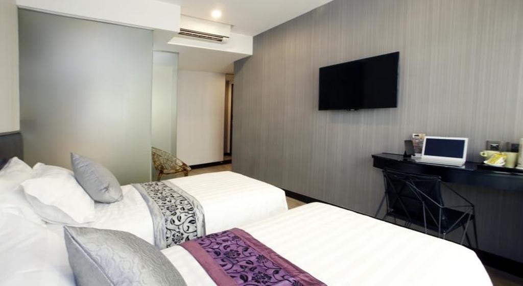 M1酒店北角, 商用, 室內設計師, 駟達建築設計, 當代, Indoors, Room