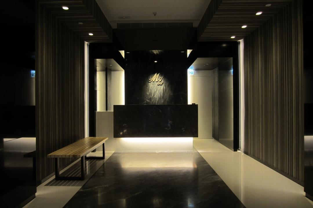 M1酒店北角, 駟達建築設計, 當代, 商用, Chair, Furniture, Indoors, Room, Conference Room, Meeting Room