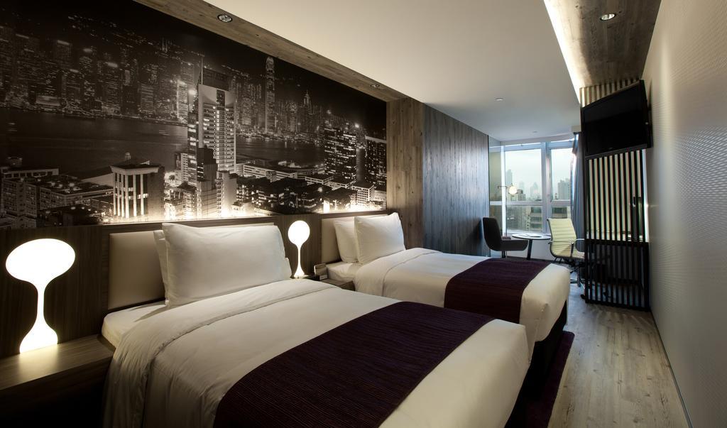 紫珀酒店, 商用, 室內設計師, 駟達建築設計, 當代, Couch, Furniture, Indoors, Room