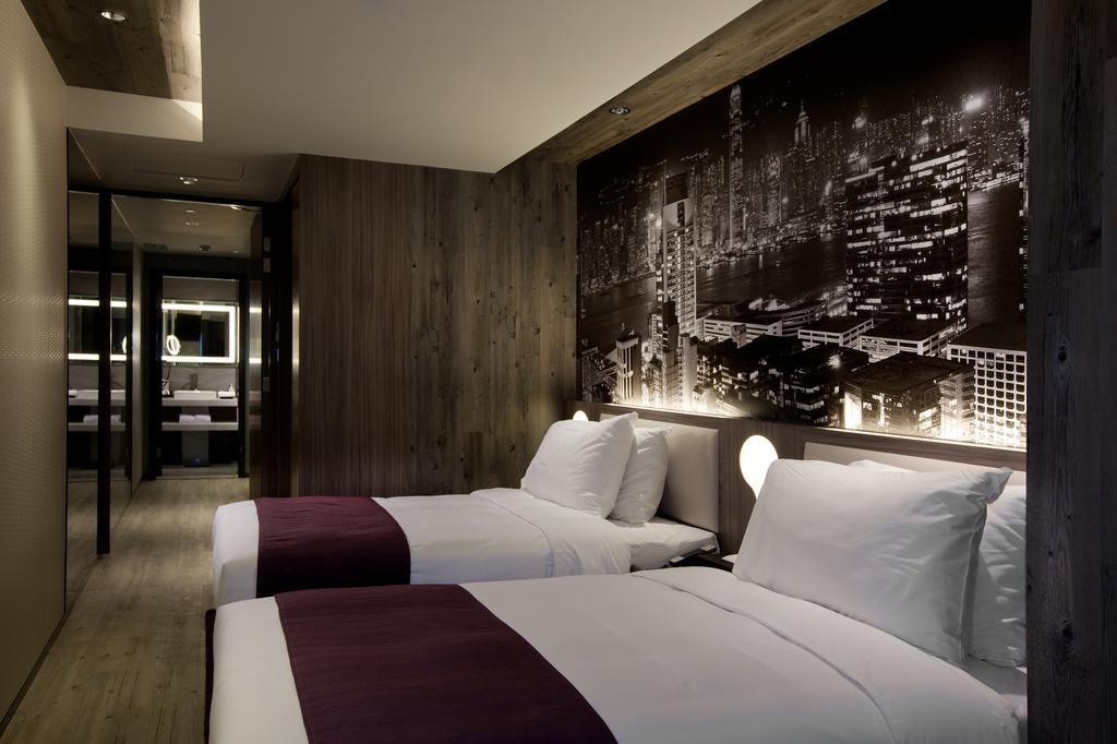 紫珀酒店, 商用, 室內設計師, 駟達建築設計, 當代, Indoors, Room