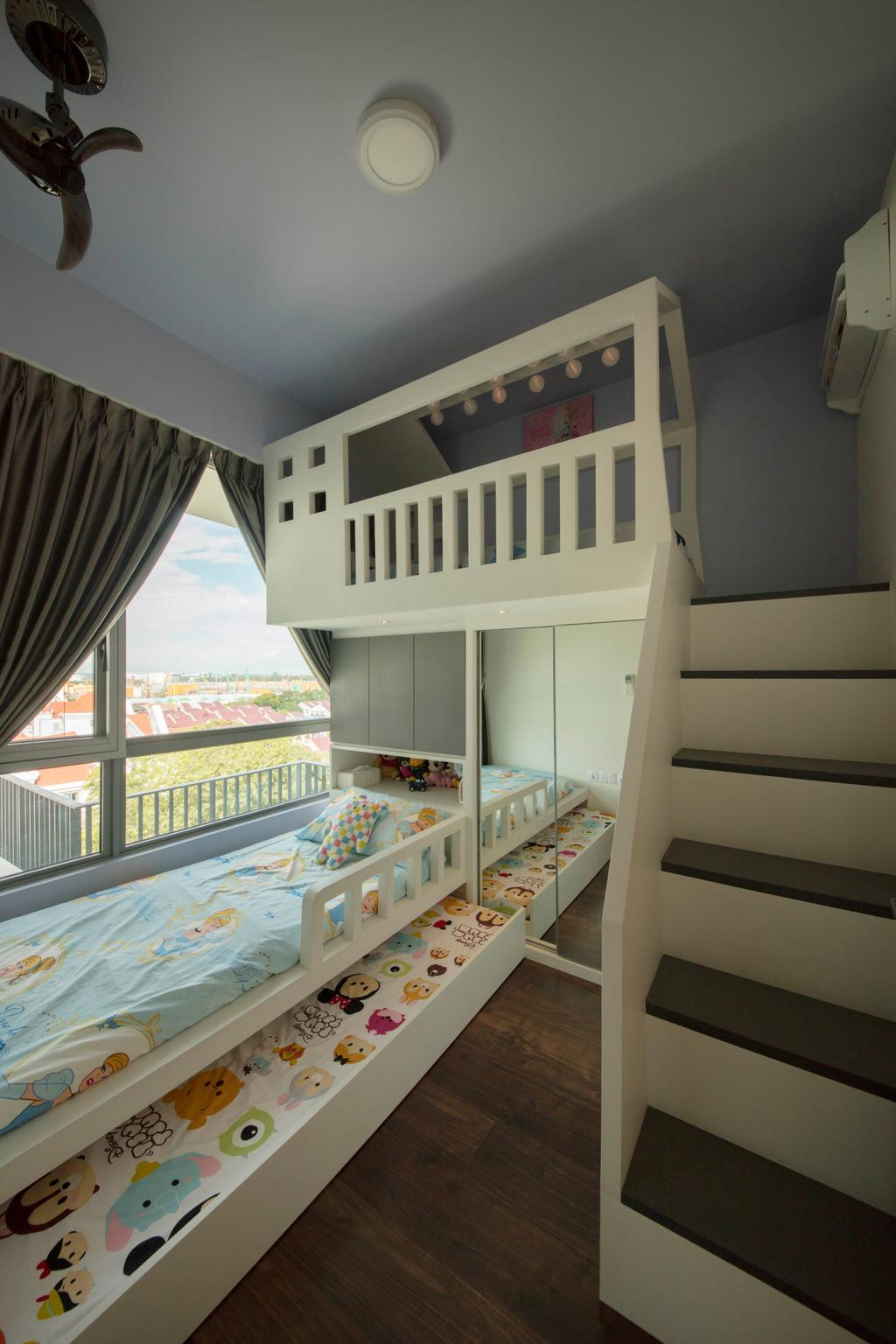 Modern, Condo, Bedroom, The Glades, Interior Designer, Aart Boxx Interior