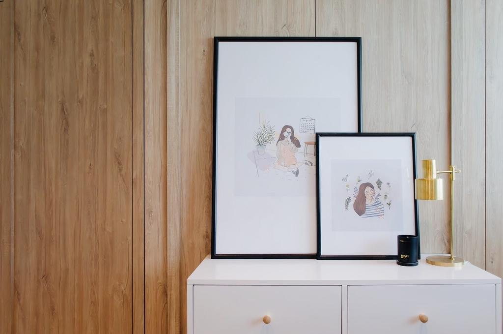 Scandinavian, HDB, Ang Mo Kio Street 44, Interior Designer, Authors • Interior & Styling