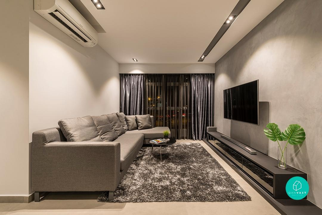 Types of Lightings for Interior