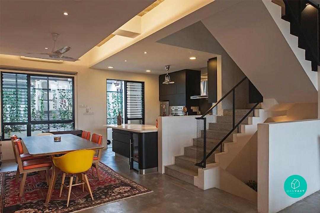 Quirky Landed Homes Creative Interiors