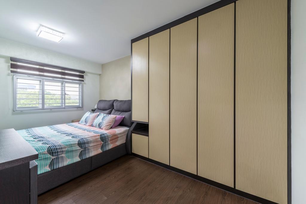 Contemporary, HDB, Bedroom, Canberra Street, Interior Designer, DS 2000 Interior & Design, Indoors, Interior Design, Room