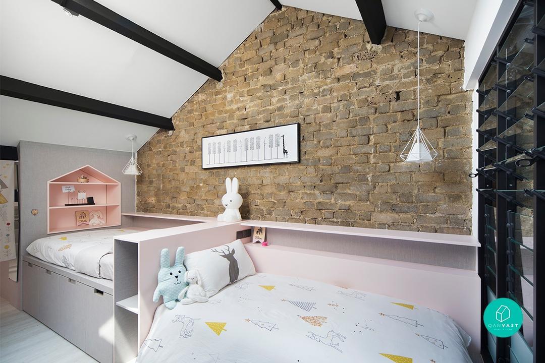 Shophouse Renovation Facelift Joo Chiat