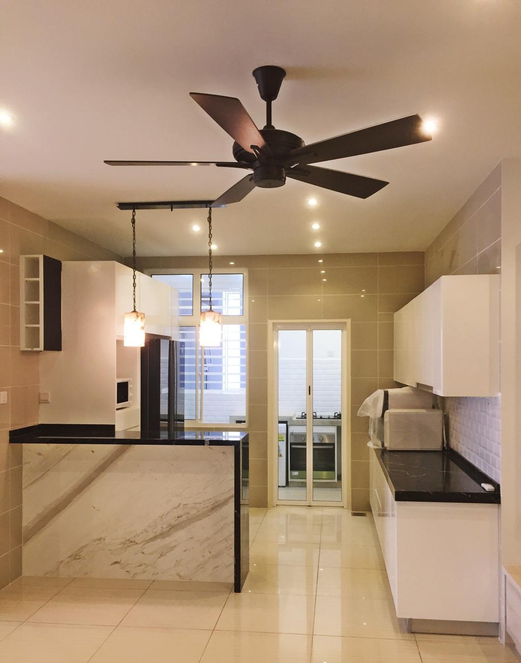 Modern, Condo, Damansara Foresta, PJ, Interior Designer, DesignLah, Minimalistic, Bathroom, Indoors, Interior Design, Room