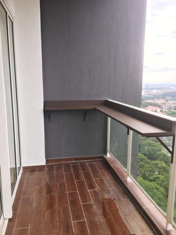 Modern, Condo, Damansara Foresta, PJ, Interior Designer, DesignLah, Minimalistic